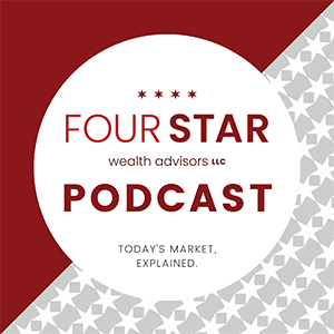 FourStar Wealth Advisor Podcast Title Card