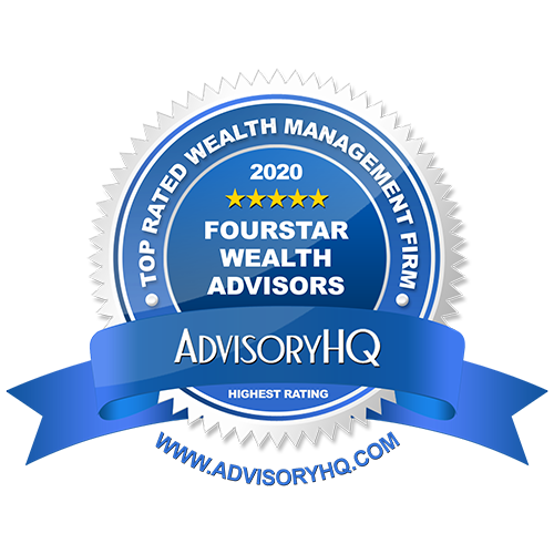 FourStar Wealth Advisory HQ Award